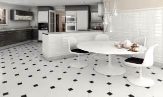 black and white kitchen floor ideas floor tiles design for kitchen black and white kitchen