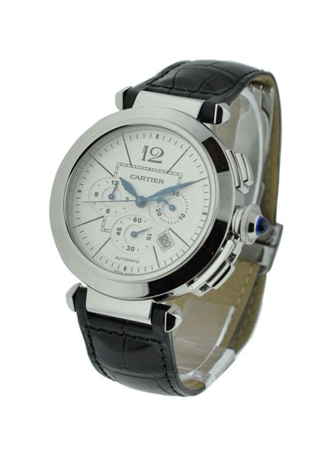 Richard Mille Rm007 Syahrini Black Silver Premium w3108555 cartier pasha 42mm steel essential watches