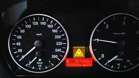 check engine light cold weather e90 bmw 320d cold start startup problem solved mp4