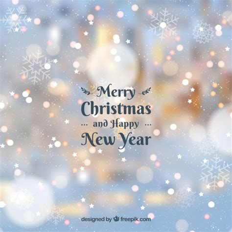 imagenes merry christmas and happy new year blurred background merry christmas and happy new year