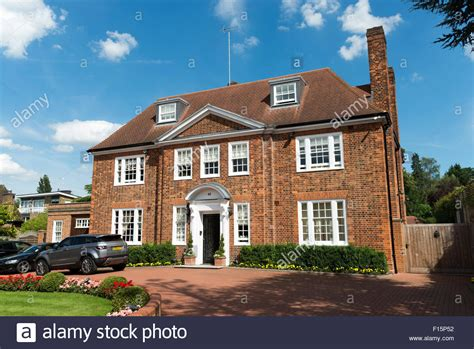 house to buy in london uk large house in winnington road hstead london england uk stock photo royalty