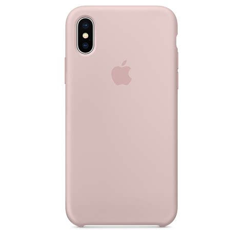 iphone x uk iphone x silicone pink sand apple uk