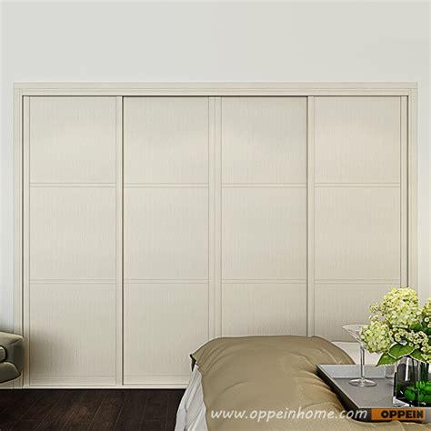 Melamine Wardrobes by Yg16 M05 2016 Modern White Melamine Bedroom Wardrobe