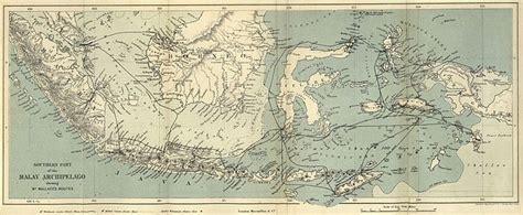 Sejarah Nusantara The Archipelago Alfred Russel Wallaco the archipelago