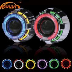 Projie Led Cob han shi tire spoke light 14 led motorcycle cycling bicycle
