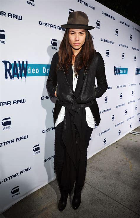 Tasya Parka tasya ree leather jacket tasya ree looks stylebistro