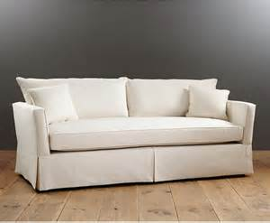 Slipcovers For Sofa With Separate Cushions Bradley Bench Seat Sofa Contemporary Sofas By