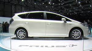 Toyota That Seats 7 Toyota Prius The Hybrid 7 Seater