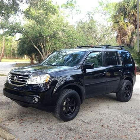 lifted pilot honda the gallery for gt honda pilot lifted