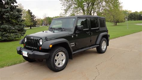 2010 Jeep Unlimited 2010 Jeep Wrangler Pictures Cargurus