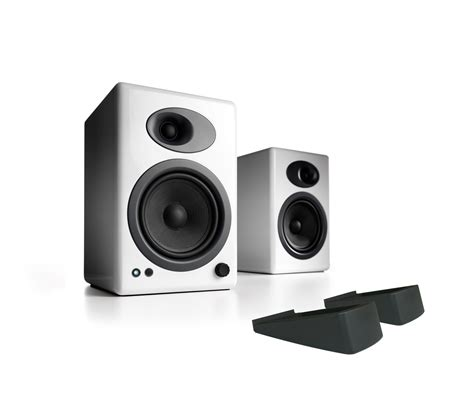 audioengine a5 premium powered bookshelf speakers with