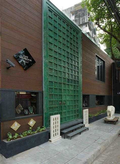 Big Door by The Big Door Mumbai 2013 Kns Architects