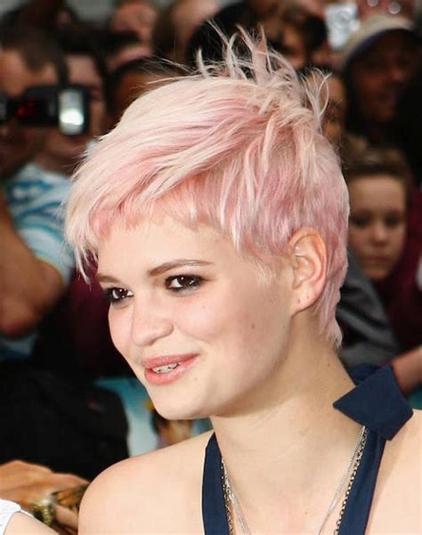 hair colors for pixie cuts 30 trendy short hair for 2012 2013 short hairstyles
