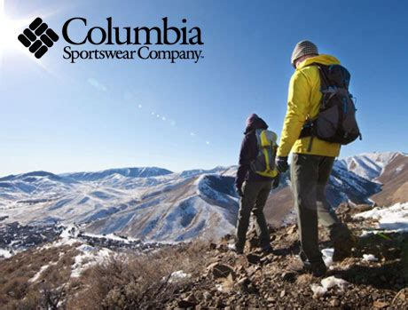 Columbia Sportswear Gift Card - columbia sportswear canada deals save up to 50 off sale items canadian freebies