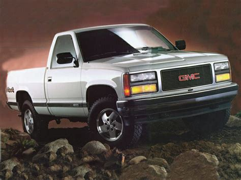 93 gmc specs 1993 gmc 1500 specs safety rating mpg carsdirect