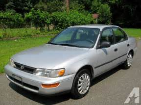 Toyota Corolla 1993 1993 Toyota Corolla Dx For Sale In Marlboro New Jersey