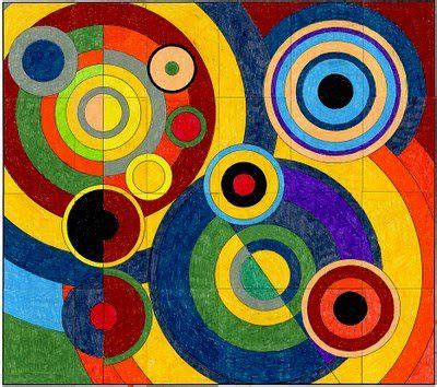 alive in shape and color 17 paintings by great artists and the stories they inspired books 17 best images about peintre delaunay on