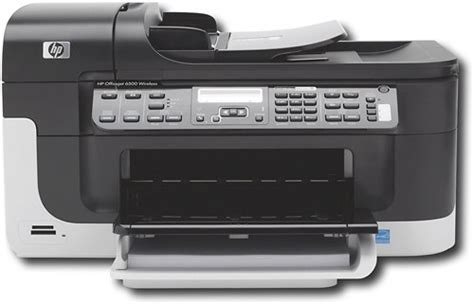 Printer Hp Officejet 6500 Wireless All In One hp officejet 6500 wireless all in one printer cb057a b1h best buy