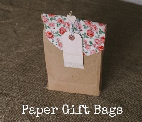 diy tutorial paper gift bags boho weddings for the boho luxe