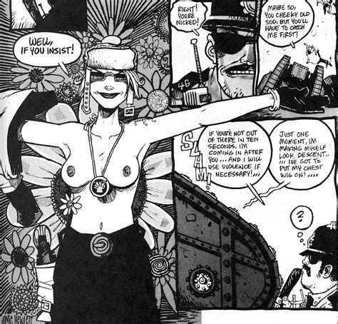 Horse Outside by Tank 2 Issue 2 Comic Book Tankgirl The U Want