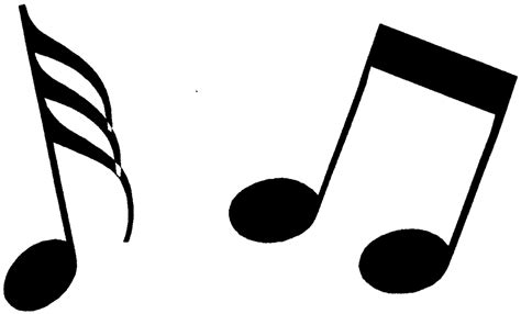 clips music musical notes background clipart clipart suggest