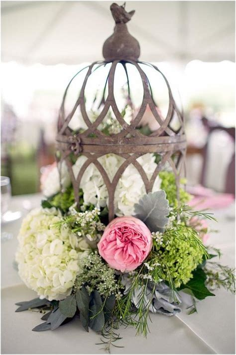 rustic vintage wedding centerpieces rustic vintage styled wedding centerpieces weddbook