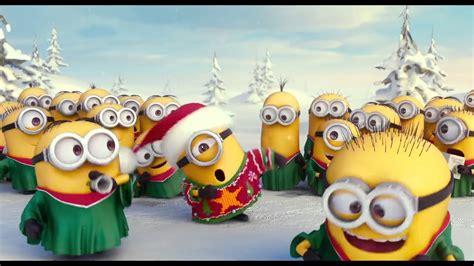 merry christmas  minions  youtube