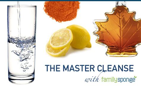 Master Cleanse Detox Ingredients by Master Cleanse Look Great For Summer Trusper