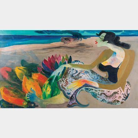 artworks of hendra gunawan 1918 1983