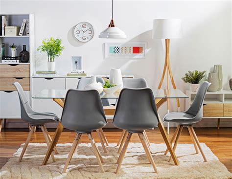 decoracion comedor mesa de vidrio gu 237 a b 225 sica para elegir tu l 225 mpara de comedor