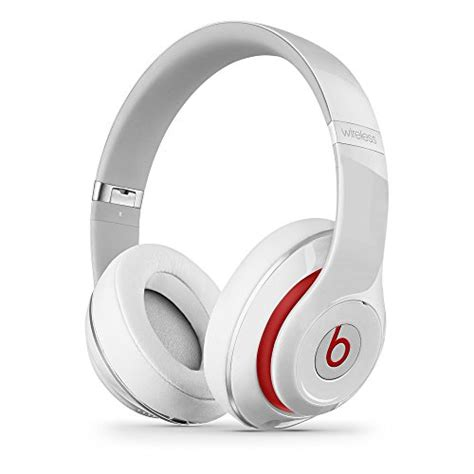 Headphone Beats Wireless beats studio wireless ear headphone white dj opium