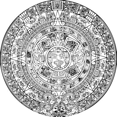 aztec designs and symbols for tattoos history