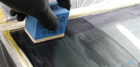 Kratzer Auf Glas Polieren by Glasoberfl 228 Chen Polieren Kratzer Aus Frontscheibe