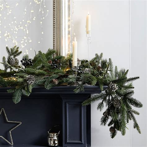 decoratingthe tree garland top best garlands to invite festive cheer into your home ideal home