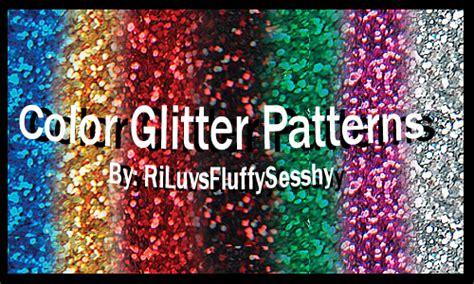 pattern photoshop glitter color glitter patterns by riluvsfluffysesshy on deviantart
