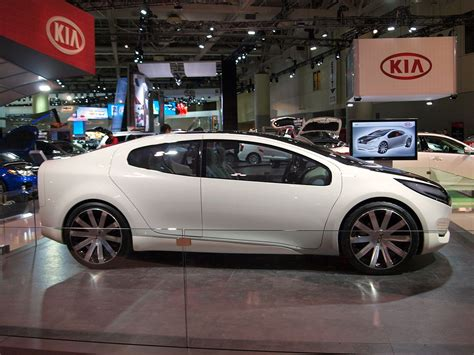 Kia Car Wiki Kia 2010 Concept Vehicle