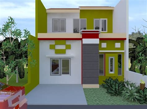 macam macam gambar rumah sederhana terbaru desain denah rumah minimalis desain denah rumah