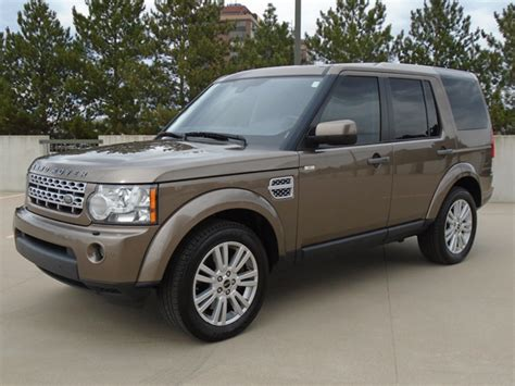 land rover brown 2012 land rover lr4 hse brown