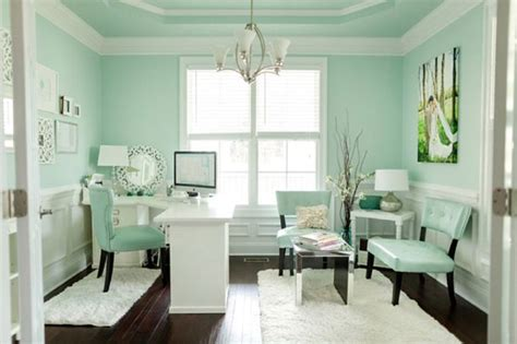 paint color sherwin williams waterscape home office craft room house of