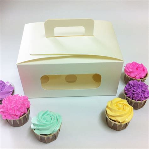 cupcake window boxes 1 cupcake top window box w flexi