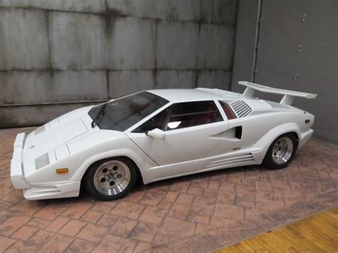 1989 Lamborghini For Sale 1989 Lamborghini Countach 25th Anniversary For Sale