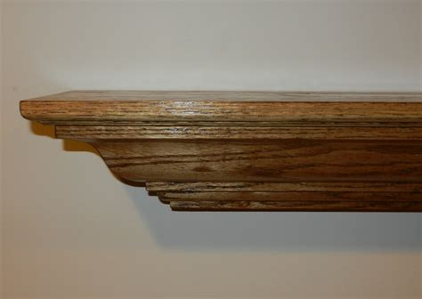 where to buy fireplace mantel shelf fireplace mantel mantle shelf custom made unfinished oak