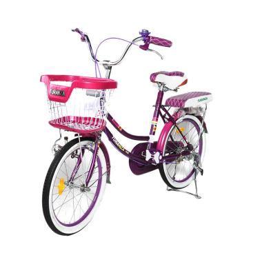 Sepeda Keranjang Jieyang harga sepeda keranjang baru