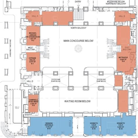 grand central station floor plan apple officially in discussions for retail store space in