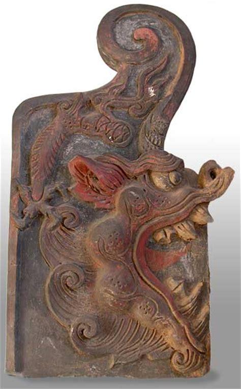 Ceramic Corbels Antique Architecture Ceramic Pipe Roof