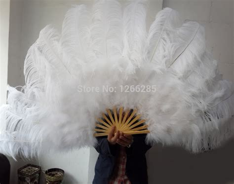 large feather fans large size belly feather fan 10bones ostrich