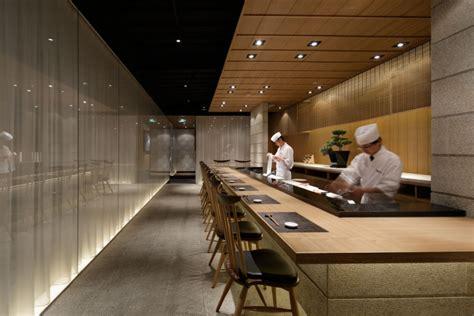 grill sushi bar  gate interior design office shanghai