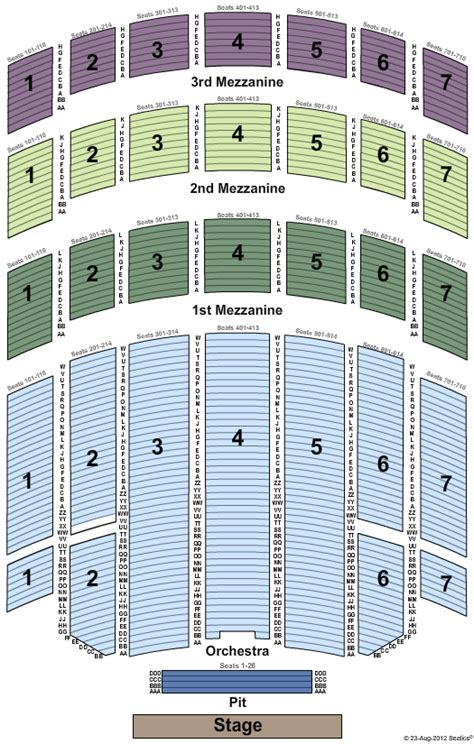 radio city seating plan radio city tickets and events