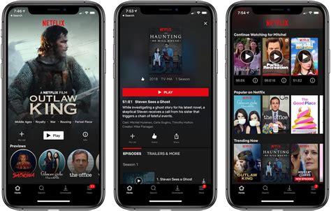 abbonamento mobile netflix testa il nuovo abbonamento quot mobile quot iphone