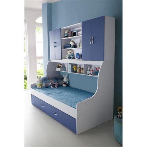 chambre enfant complete pas cher chambre complete pas cher 5 lit enfant bleu 90x200 avec